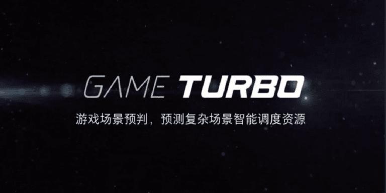 Screenshot of Game Turbo App