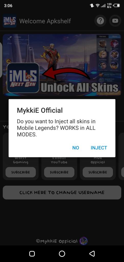 Screenshot of IMLS Next Gen ML
