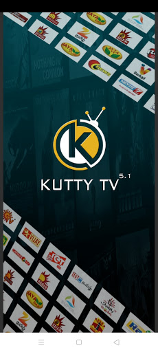 Screenshot of Kutty TV Apk