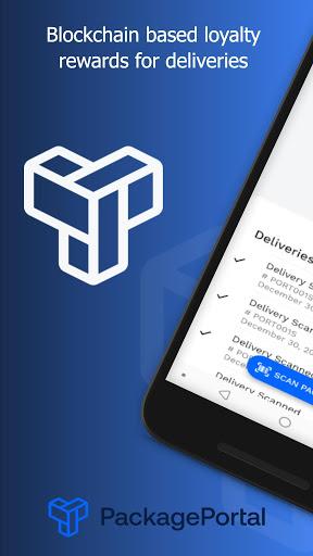 Screenshot of Package Portal Apk