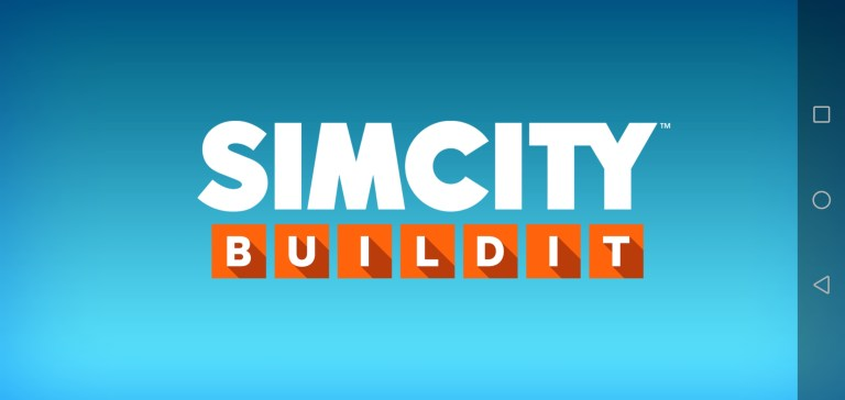 Screenshot of Simcity Buildit Hack Apk