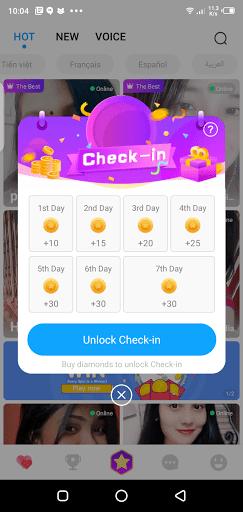 Screenshot of CareFast Dating Apk
