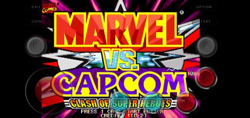 Screenshot of Marvel Vs Capcom Android