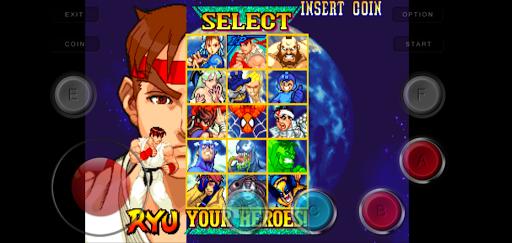 Screenshot of Marvel Vs Capcom Apk Download