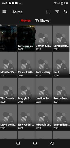 Screenshot of Netflix SV4 Download