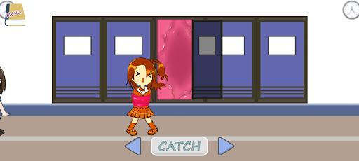 Screenshot of Open Closet School Girl Game Apk