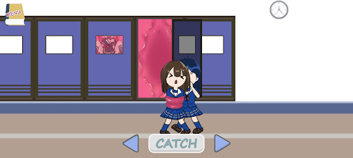 Screenshot of Open Closet School Girl Game Download