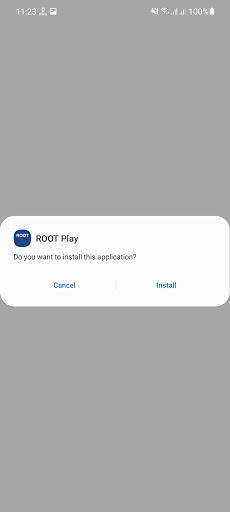 Screenshot of Root Play Download