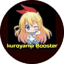Kuroyama Booster VIP