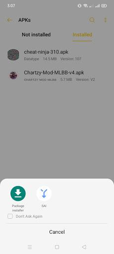 Screenshot of Chartzy Mod