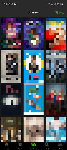 Screenshot of DopeBox