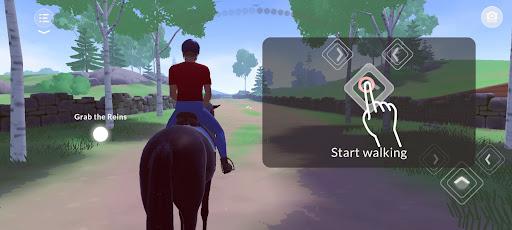Screenshot of Equestrian the Game