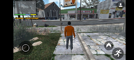 Screenshot of GTA 5 Beta Android