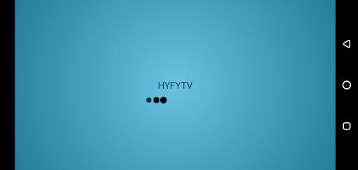 Screenshot of HyFy TV Download