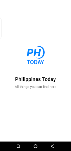 Screenshot of Philippines Today Android