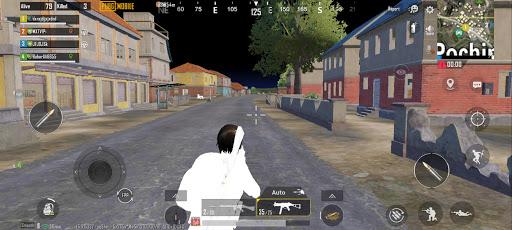 Screenshot of Pubg White Body Hack