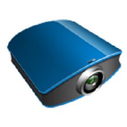 Flashlight Video Projector App