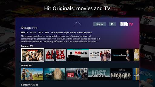 Screenshot of IMDb TV Apk Download