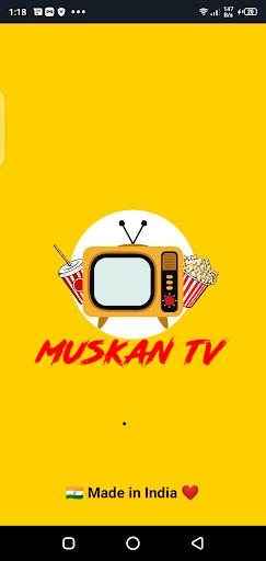 Screenshot of Muskan TV App