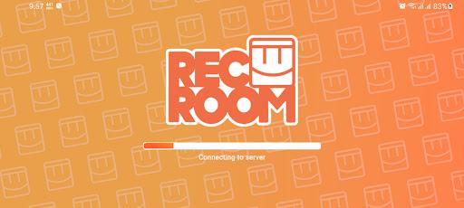 Screenshot of Rec Room App