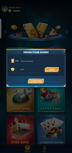 Screenshot of Super Winner App