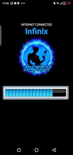 Screenshot of Zong Booster Apk