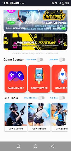 Screenshot of JM Tools Apk