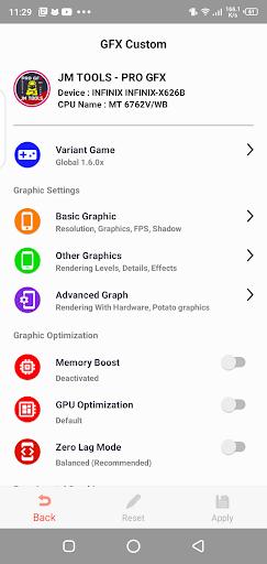 Screenshot of JM Tools Download
