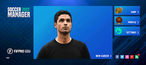 Screenshot of Soccer Manager 2022 Apk