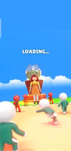 Screenshot of Squid Royale Game Download