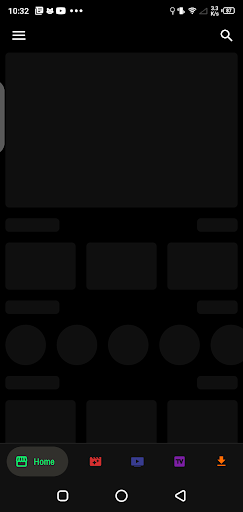 Screenshot of Stream India Apk