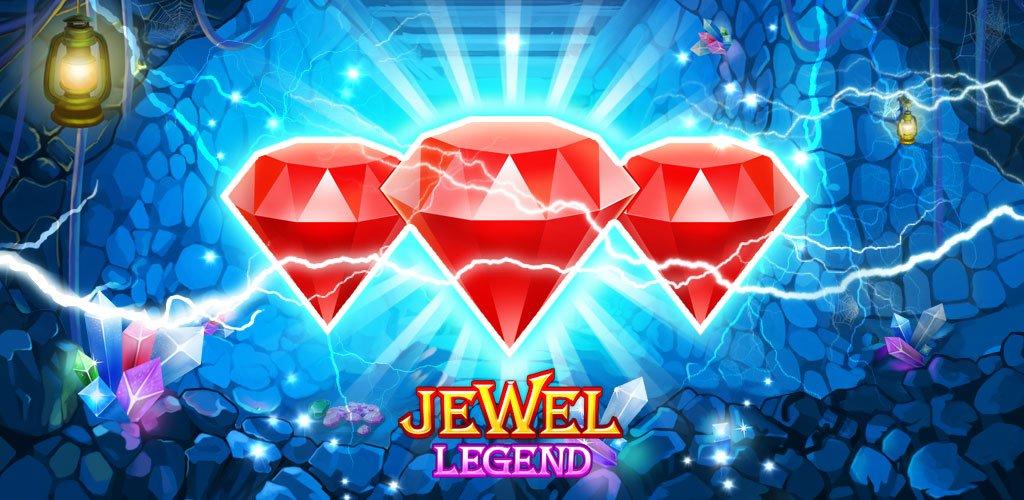 Jewels Legend – Match 3 Puzzle Cover