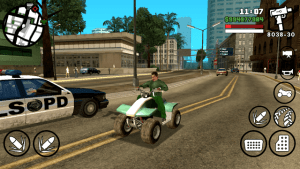 GTA SA Lite Apk Data