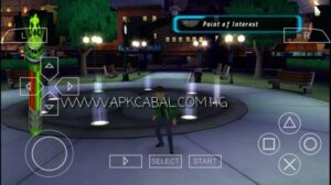 Ben 10 Alien Force Vilgax attacks highly compressed ppsspp