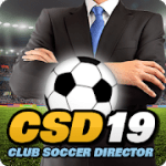 Club Soccer Director 2019 Soccer Club Management v2.0.24 (Mod Money & More) Apk