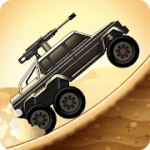 Hill Zombie Racing Earn To Climb v1.0.4 (Mod Money) Apk