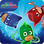 PJ Masks Super City Run v1.3.8 Mod (full version) Apk