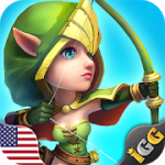 Castle Clash Heroes of the Empire US v1.5.3 Online Apk