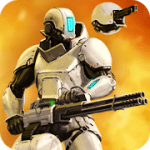 CyberSphere TPS Online Action Shooting Game v1.79 (Mod Money) Apk