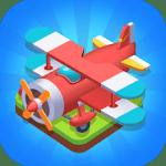 Merge Plane Click & Idle Tycoon v1.9.0 Mod (Unlimited Gems / Vip) Apk