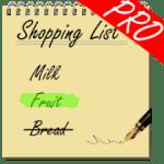 Shopping List+ v1.0.11 APK