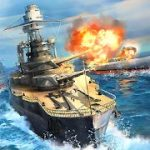 Warships Universe Naval Battle v0.8.0 (Mod Money) Apk + Data