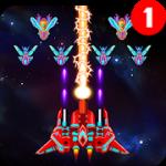 Galaxy Attack Alien Shooter v7.29 Mod (Infinite Crystals / Money) Apk