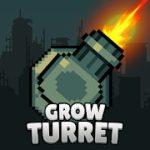 Grow Turret Idle Clicker Defense v6.3 (Mod Money) Apk
