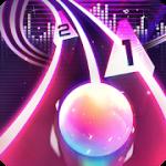 Infinity Run Rush Balls On Rhythm Roller Coaster v1.6.2 (Mod Money) Apk