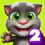 My Talking Tom 2 v1.3.3.411 (Mod Money) Apk
