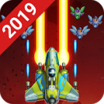 Galaxy Invaders Alien Shooter v1.1.19 Mod (Unlimited Coins / Gems) Apk