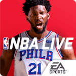 NBA LIVE Mobile Basketball v3.5.01 Mod (lots of money) Apk