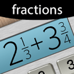 Fraction Calculator Plus v4.8.3 APK Paid