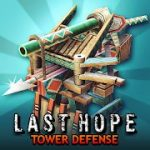 Last Hope TD Zombie Tower Defense Games Offline v3.54 (Mod Action Points) Apk